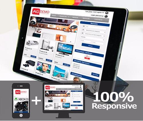 diseño página web, precio página web