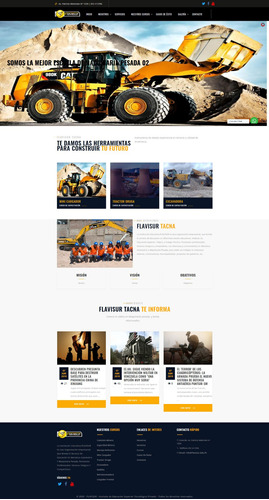 diseño pagina web profesionales