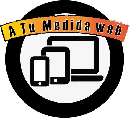 ¡diseño páginas web a tu medida!
