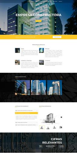 diseño paginas web | autoadministrables | tiendas con webpay