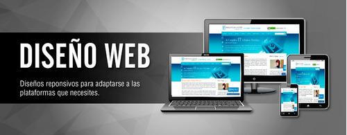 diseño paginas web & graficos