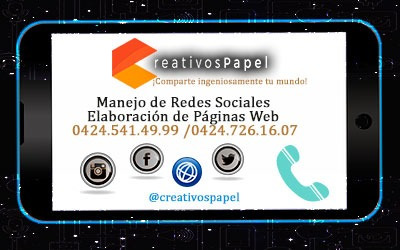 diseño páginas web - manejo redes sociales