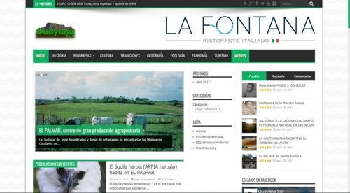 diseño paginas web   portafolios   tiendas con webpay