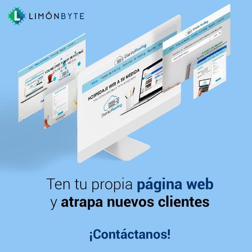 diseño páginas web tienda virtual online autoadministrable