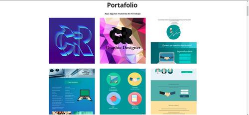 diseño páginas web tiendas virtuales diseño gráfico