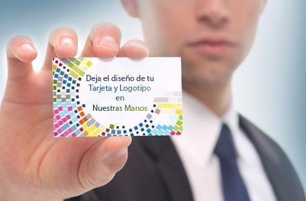 diseño para tarjetas de presentación