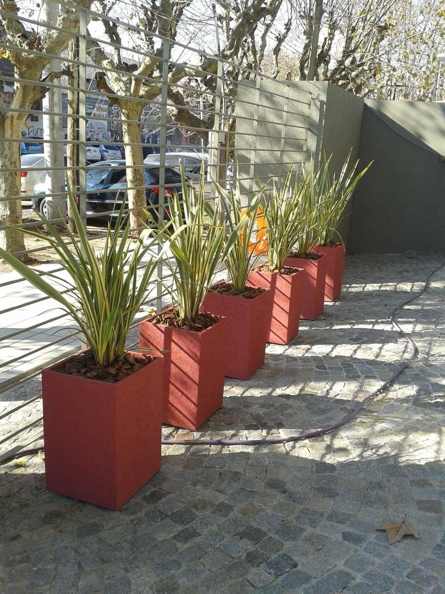 Dise o parques jardines maceteros balcones terrazas - Diseno de terrazas y jardines ...