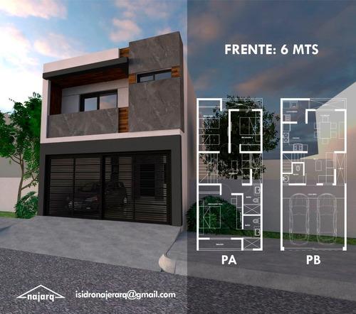 diseño planos + fachadas + render | calidad-precio