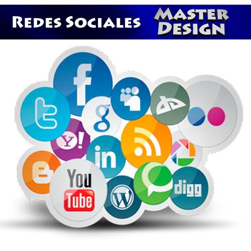 diseño redes sociales community manager publicidad videos