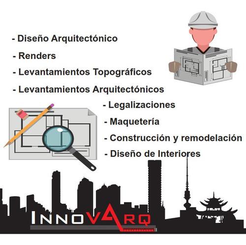 diseño remodelacion y planificacion inmobiliaria