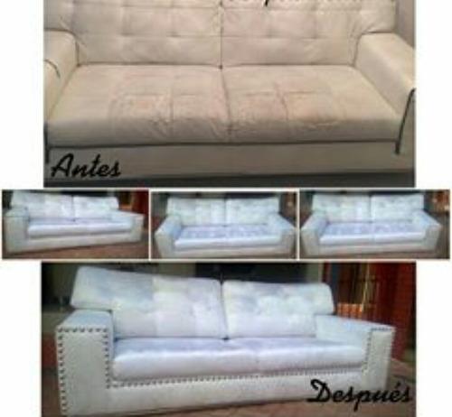 diseño, remodelación y tapicería