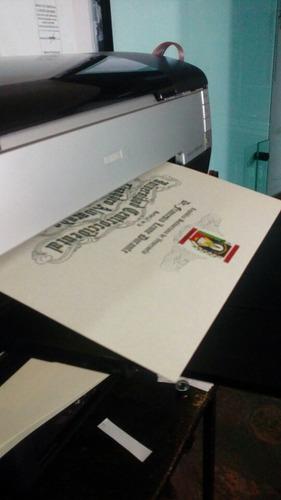 diseño, restauracion de titulos y diploma universitarios