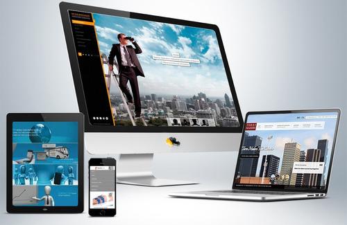 diseño sitio web autoadministrable wordpress c/todo incluido