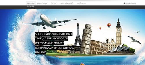 diseño sitio web página tienda autoadministrable carrito