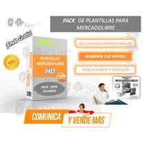 Plantillas Mercadolibre Hd Mercado Libre Elite Editables