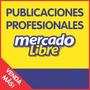 Plantillas Profesionales Mercadolibre Premium 2016 + Regalos