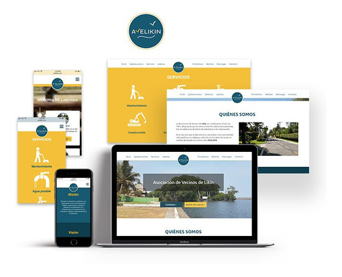 diseño tienda online completa pagina web profesional