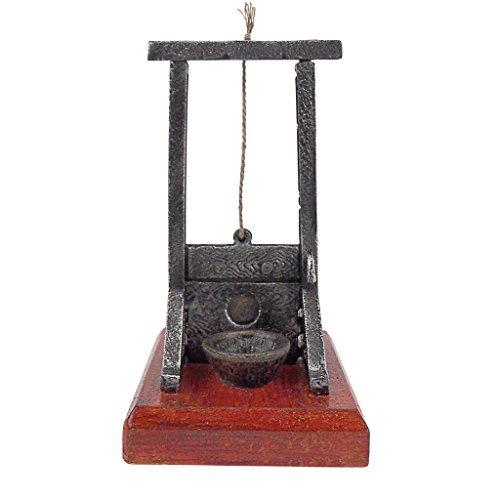 diseño toscano guillotina de tamaño de escritorio
