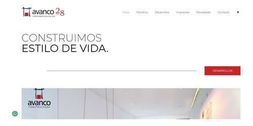 diseño tu página web institucional, ecommerce, landing, etc