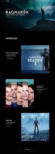 diseño ux/ui maquetado de sitios web responsivos atractivos