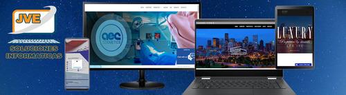 diseño web, mantenimiento web, hosting, posicionamiento seo