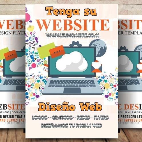 diseño web para profesionales y comercios