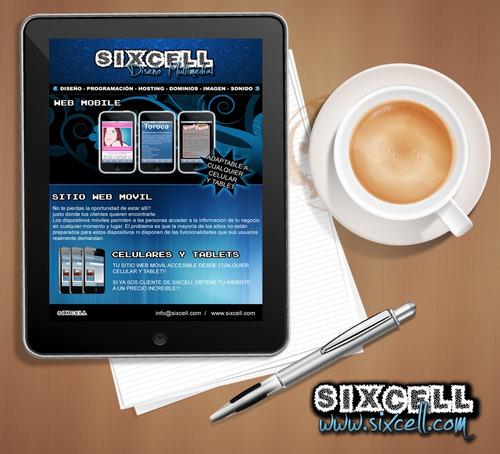 diseño web plantillas mercadolibre emarketing paginas sitios