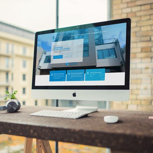diseño web. sitios autoadministrables. servicios wordpress.