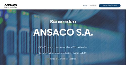 diseño web, tiendas online y paginas informativas (5-7 días)