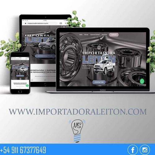diseño web - tiendas virtuales
