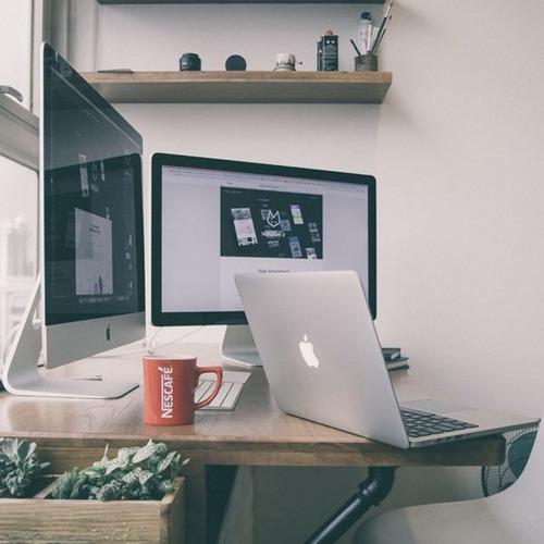 diseño web y web master