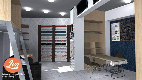 diseño y arquitectura de interiores