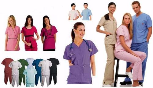 diseño y  confección de uniformes médicos