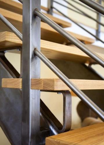 diseño y construcción de escaleras para el hogar