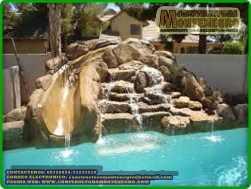 diseño y construcción de piscinas playas
