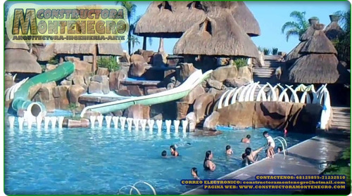 diseño y construccion de piscinas tipo playa (o de arena).