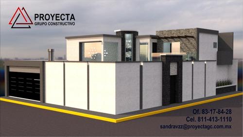 diseño y construcción, proyectos monterrey