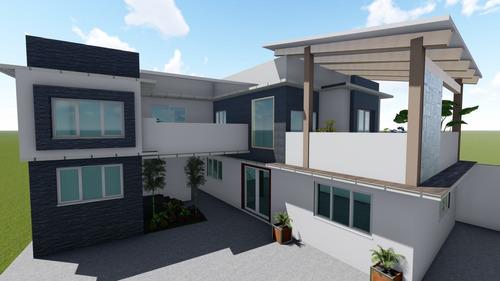 diseño y construcción residencial, industrial y comercial.