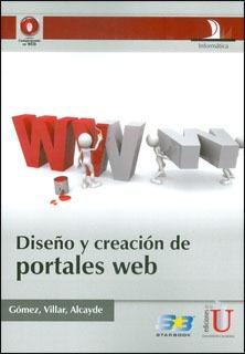 diseño y creación de portales web