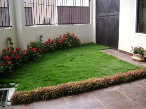 Dise o y decoracion de jardines casa dise o Decoraciones para jardines de casas
