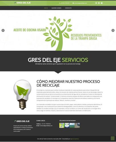diseño y desarrollo de paginas web profesionales