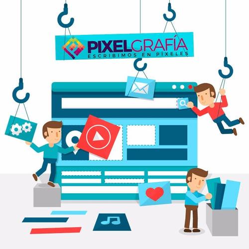 diseño y desarrollo de páginas web profesionales