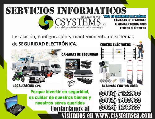 diseño y desarrollo de páginas web y sistemas de información