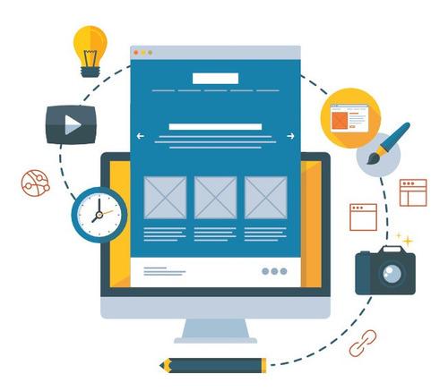 diseño y desarrollo de paginas web's economicas