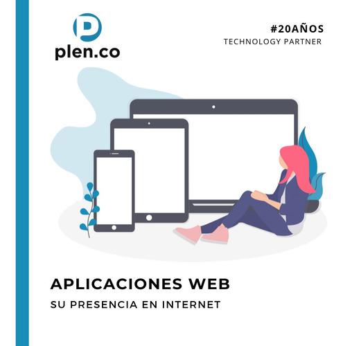 diseño y desarrollo web - onepage - landing - institucional