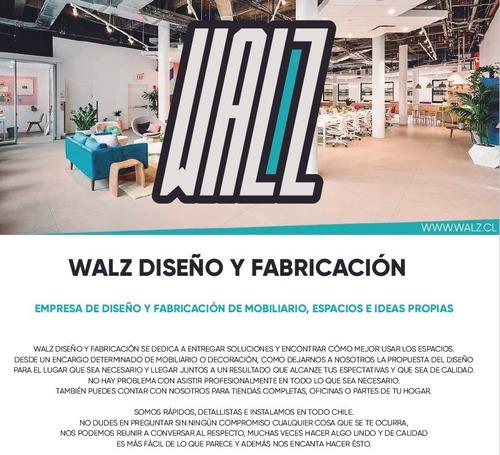 diseño y fabricación a medida y gusto - mobiliario - tiendas