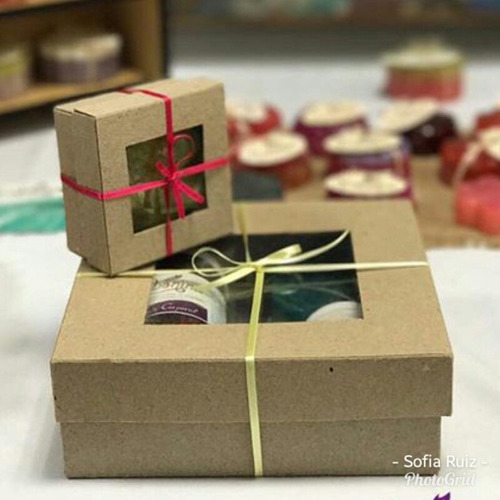 diseño y fabricacion cajas de carton, regalos, decoradas.