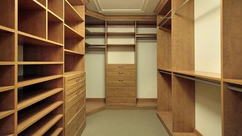diseño y fabricación closets a la medida de tu espacio