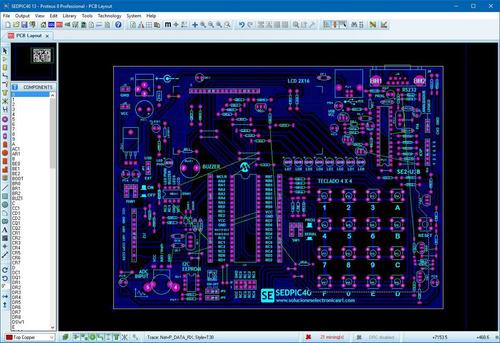 diseño y fabricación de circuitos impresos - pcb