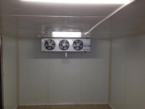 diseño y fabricacion de cuartos frios